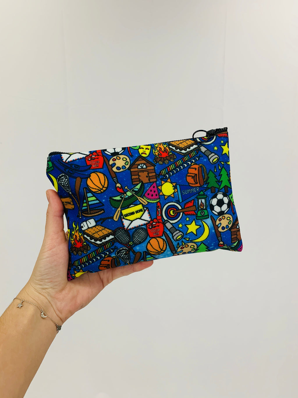 Galaxy Camp Accessory Pouch