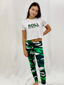 Roll Wave Wavy Shirt