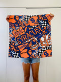 Syracuse Collage Bandana