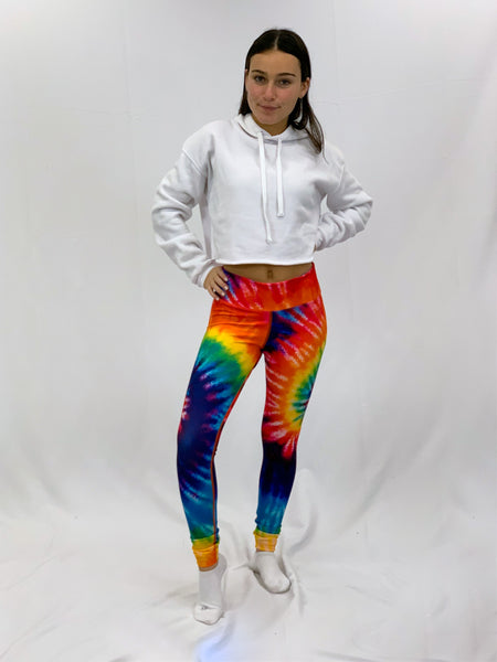 Hippie Tie Dye Leggings