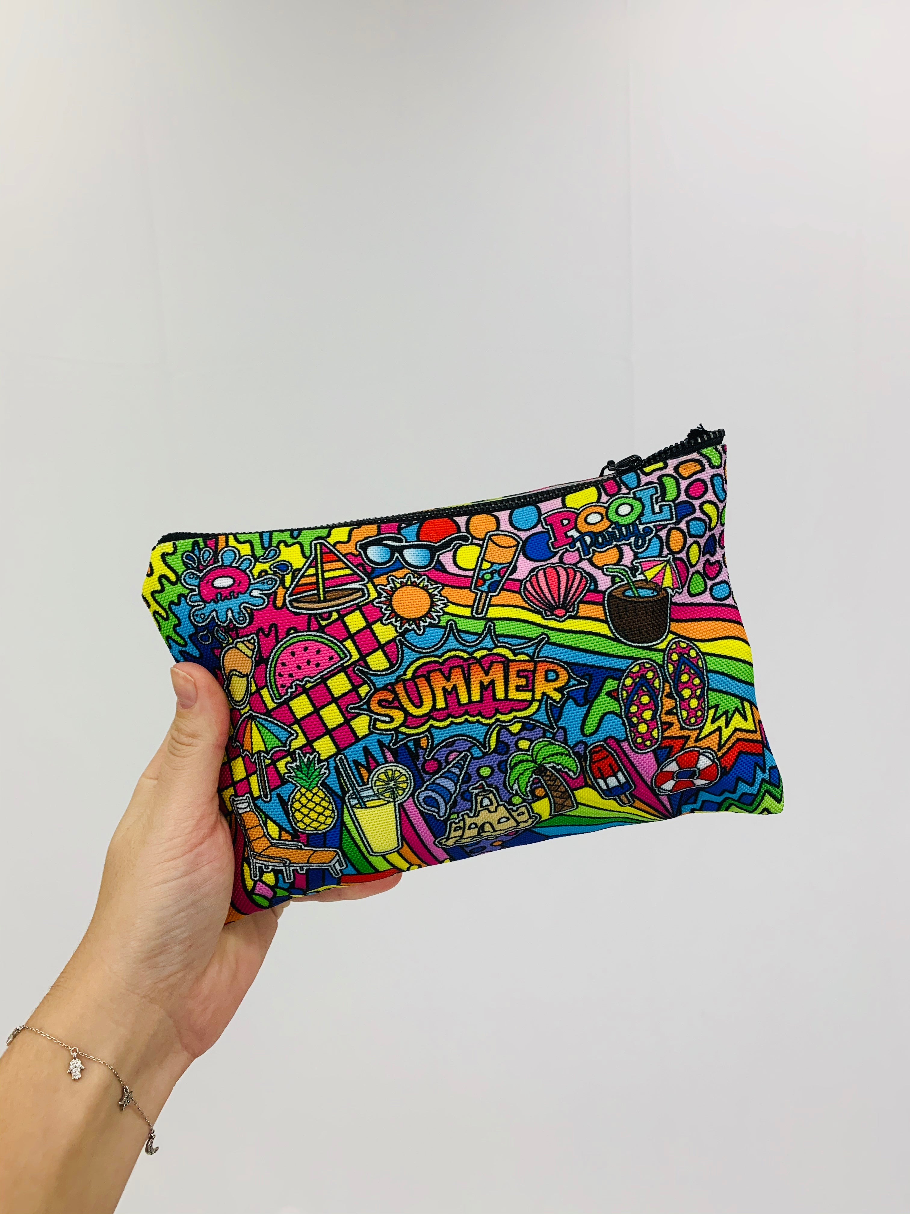 Summer Lovin' Accessory Pouch