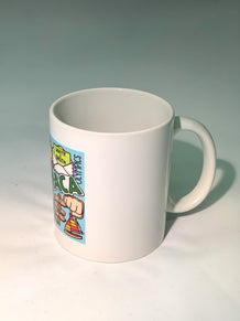 Camp Romaca Collage Mug