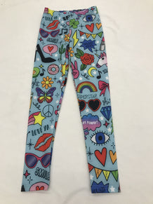 Glam Girl Kids Leggings