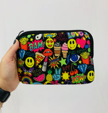 Fun Times Neoprene Accessory Pouch