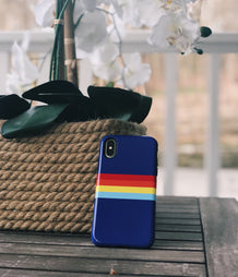 Candy Stripe Phone Case