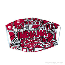 Indiana University Face Masks