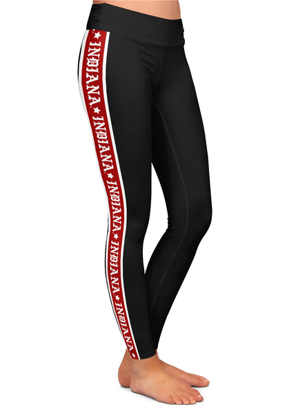 Indiana Gothic Stripe Leggings