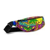 Mardi Gras Collage Fanny Pack