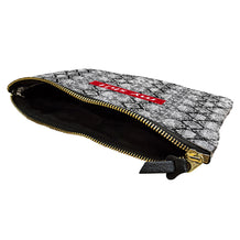 My Sh*t Snakeskin Accessory Pouch