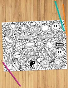 NYC Coloring Sheet