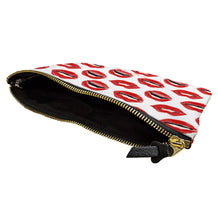 Painted Lips Accessory Pouch