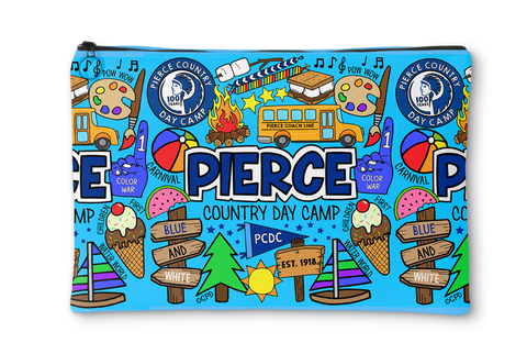 Pierce Day Camp Accessory Pouch
