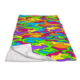 Rainbow Camouflage Sleep Sack