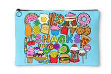 Snacks Accessory Pouch