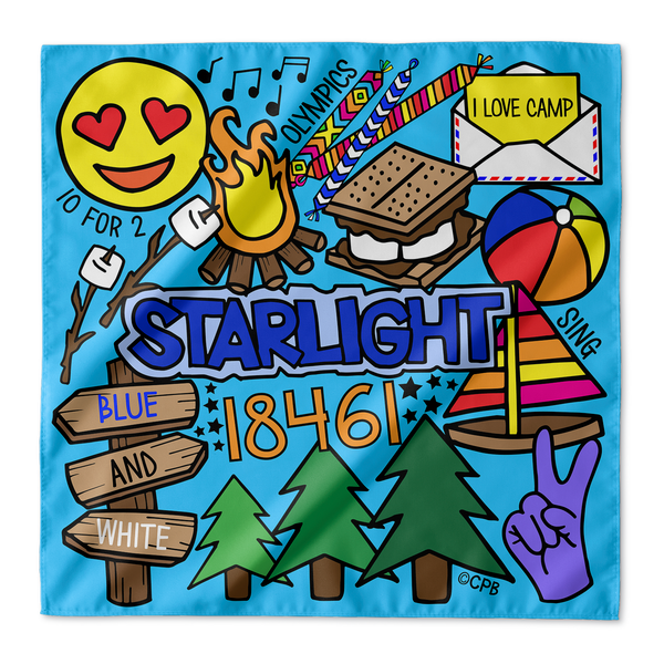 Starlight Bandana