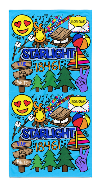 Starlight Towel