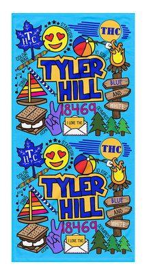 Tyler Hill Towel