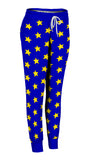 Blue & Yellow All-Star Joggers