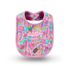 Candies Baby Bib