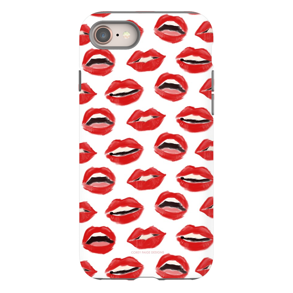 Painted Lips Phone Case