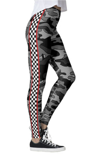 Camo Trackside Leggings
