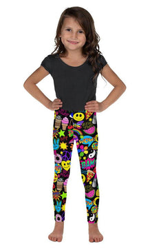 Fun Times Kid's Leggings