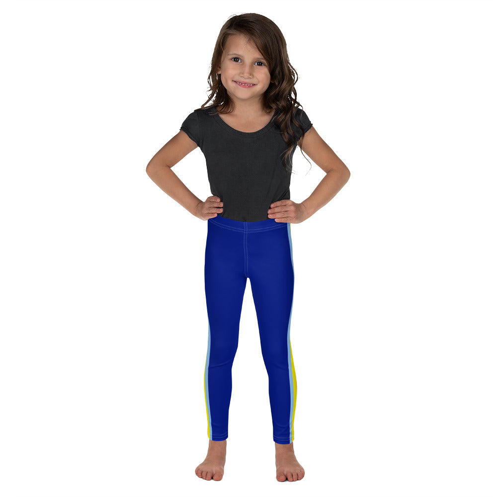 Candy Stripe Kid's Leggings