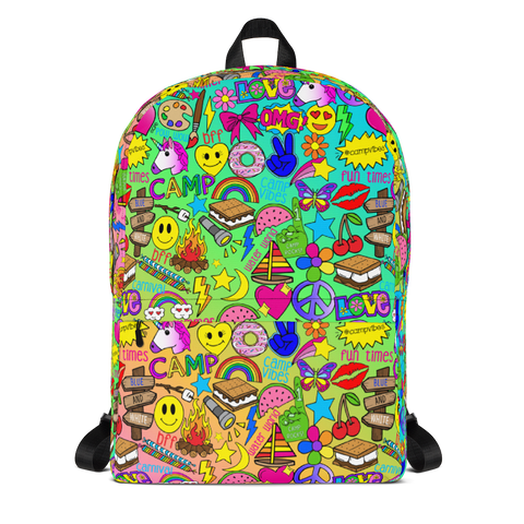 Camp Times - Pierce - Backpack