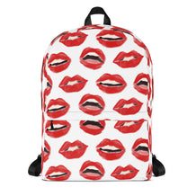 Painted Lips Backpack