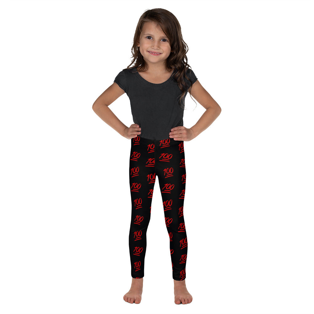 100% Kid's Leggings