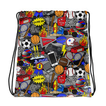 Team Player Drawstring bag