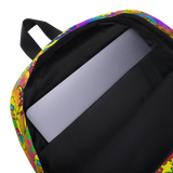 Tie Dye Pop Art Backpack