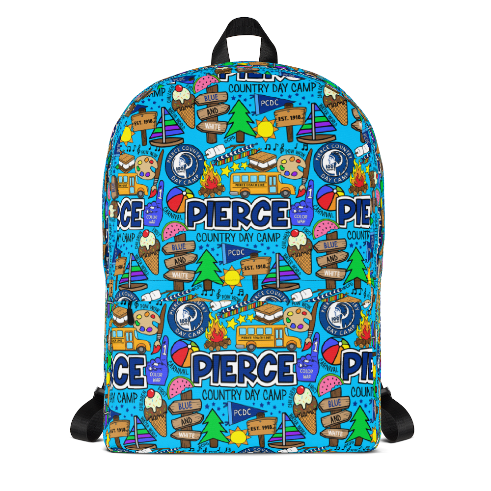 Pierce Day Camp Backpack
