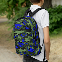 Camo Stars Backpack