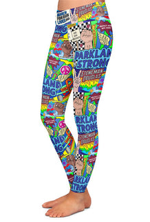 Parkland Strong Collage Leggings