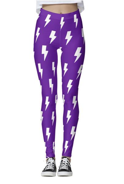 Lightning Bolts Leggings