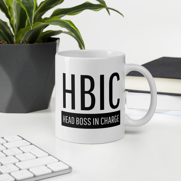 Head Boss in Charge Mug