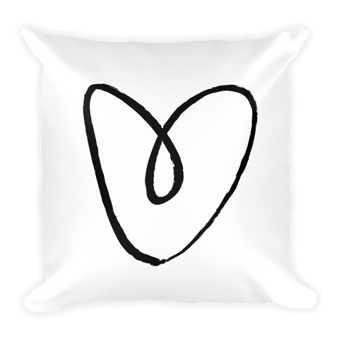 Corazon Pillow