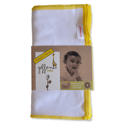 Wipes Hemp/Organic Cotton French Terry