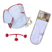 Fitted Diaper, Snappi & Absorber Bundle