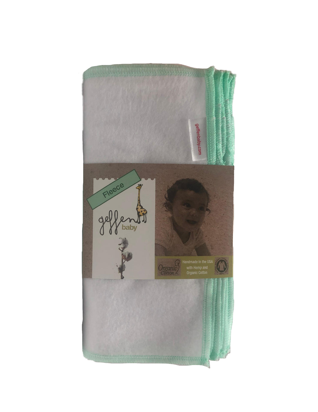 Wipes Hemp/Organic cotton Fleece