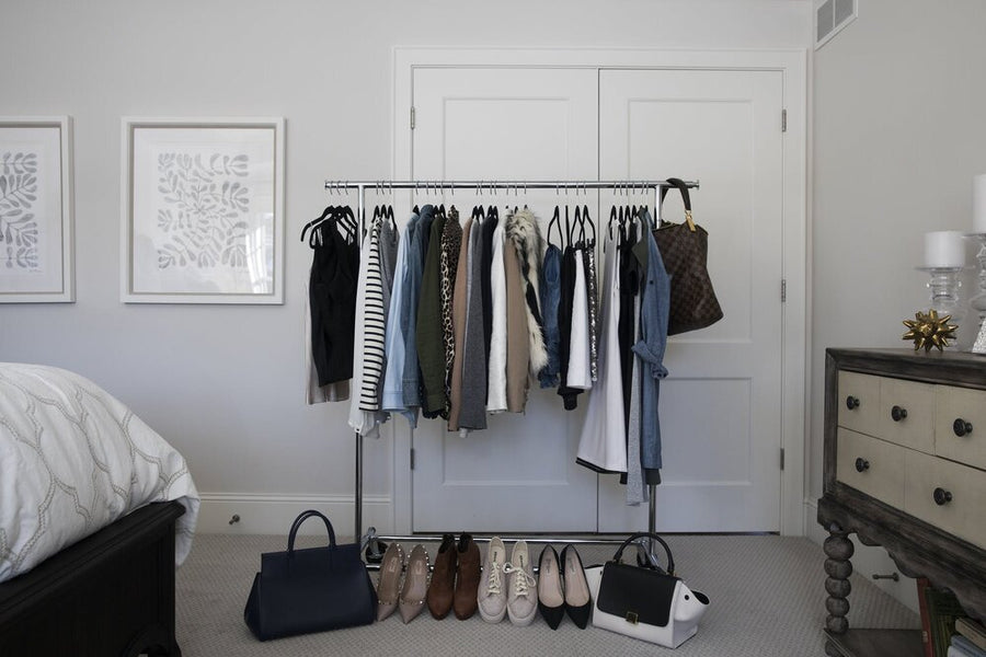 I Tried Pinterest's Capsule Wardrobe and This Is What Happened...