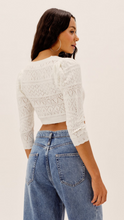 Load image into Gallery viewer, Blanca Crochet Cardigan - ONFEMME By Lindsey's Kloset