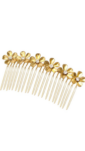 Delia Hairpiece - ONFEMME By Lindsey's Kloset