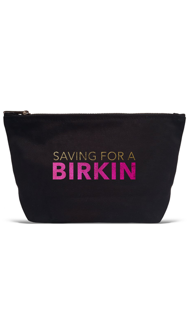Saving For A Birkin Pouch - Lindsey's Kloset