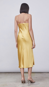 Celia Silk Slip Dress - Lindsey's Kloset