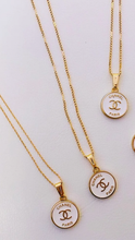 Load image into Gallery viewer, Baby Chanel Necklace - ONFEMME By Lindsey's Kloset
