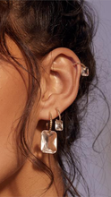 Load image into Gallery viewer, Crystalline Hoops - Lindsey's Kloset
