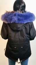 Load image into Gallery viewer, Dani Parka Multi Fox Fur - Lindsey's Kloset