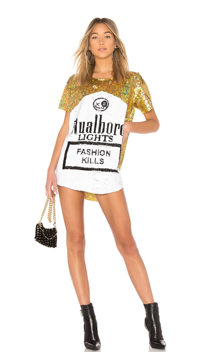 Mualboro Sequin Mini Dress - ONFEMME By Lindsey's Kloset